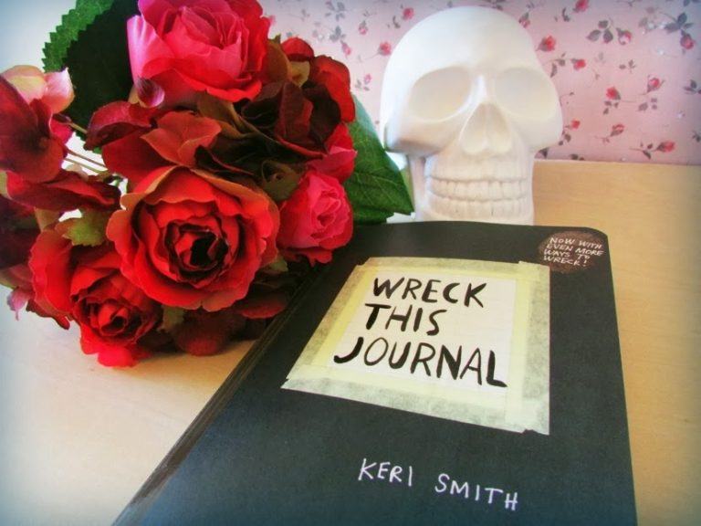 Review: Wreck This Journal!