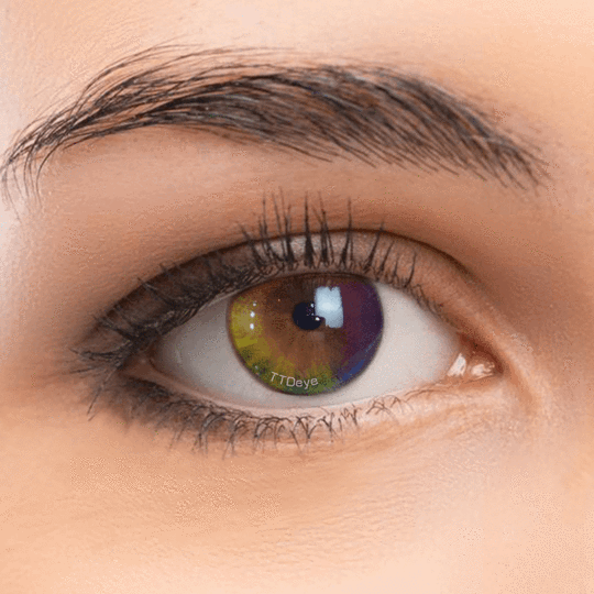 Colored Contact Lenses Knowledge
