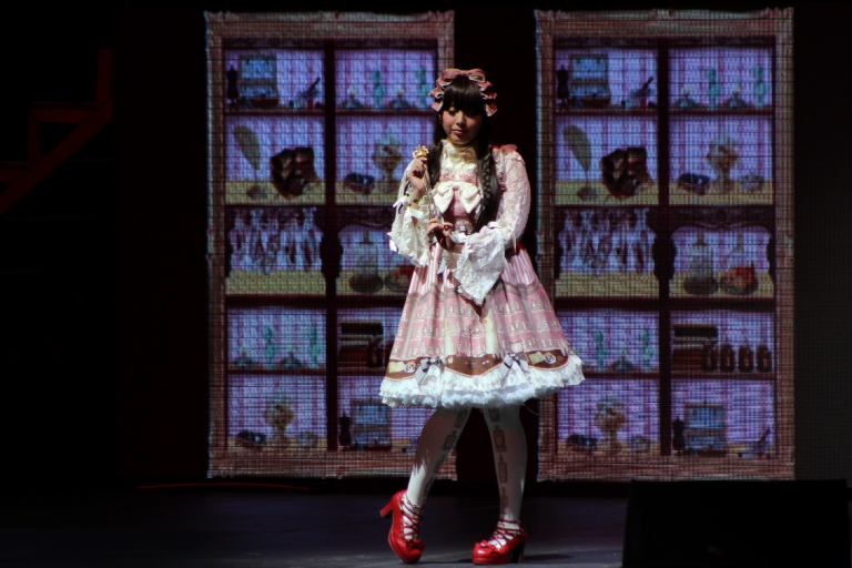 Lolita fashion style for everyone