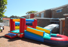 Inflatable Bouncing