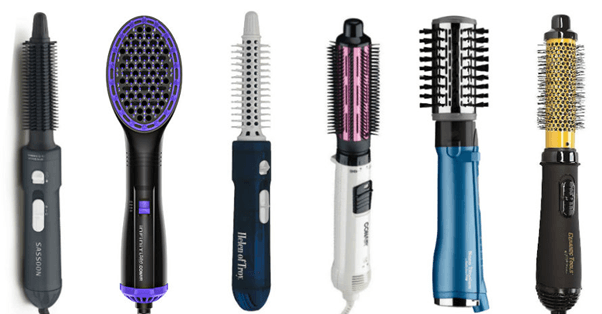 5. Hot Air Brushes (3)